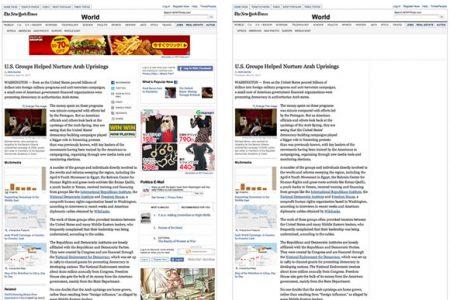 Paywalls Vs Free News Site