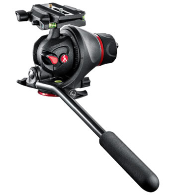 Manfrotto Announce Photo-Movie Head