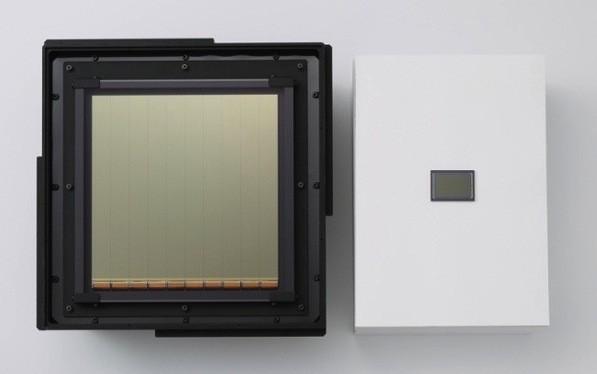 Canon 8 inch CMOS Sensor