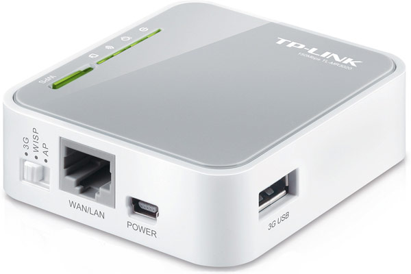 TP-Link Portable 3G Wireless