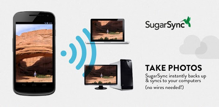 SugarSync for Android