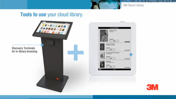 3M's Cloud Library