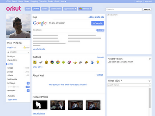 Google merging Orkut with Google+