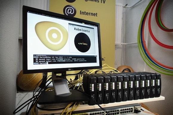 Kabel Deutschland sets 4.7Gbps
