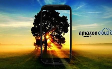 Amazon announces Cloud Drive Photos app for Android