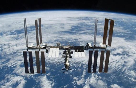ISS web app