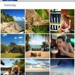 Dropbox update for Android features public photo album sharing