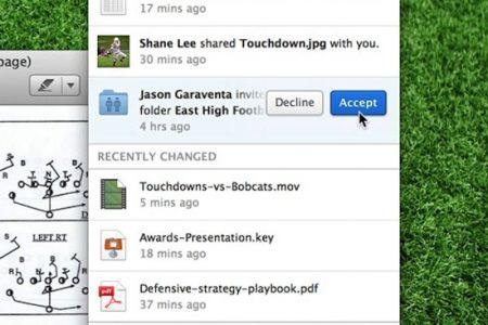 Dropbox redesigned desktop client