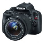 CANON ANNOUNCES WORLD'S SMALLEST AND LIGHTEST DSLR