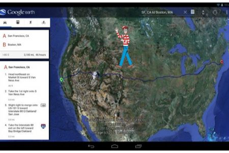 Google Earth 7.1 for Android introduces Street View