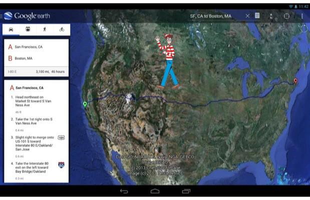 Google Earth 7.1