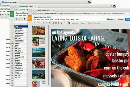 Google Docs gets facelift