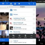 Dropbox for Android Update