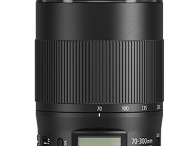 Canon Announce EF 70-300mm f/4-5.6 IS II