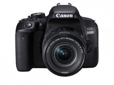 Canon Announce 800D