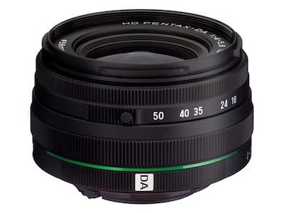 Pentax-DA 18-50mm