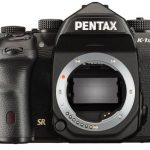 Pentax Announce K-1 Mark II Full Frame DSLR